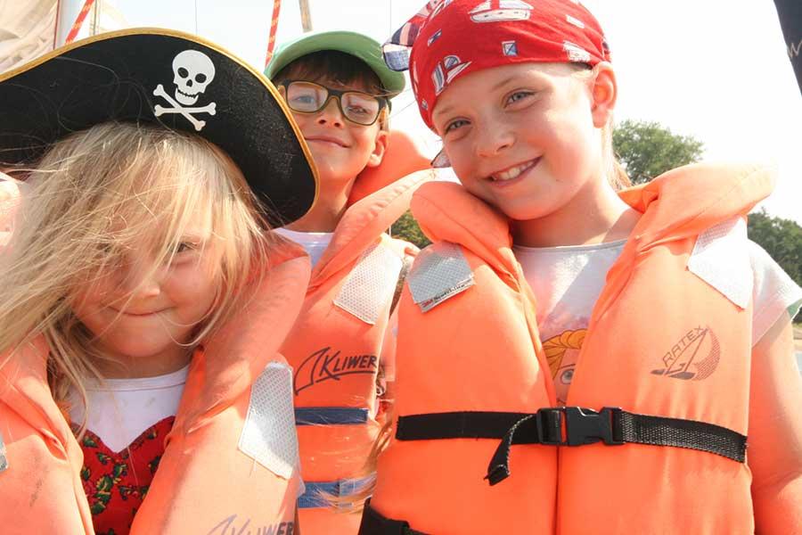 Półkolonie żeglarskie Mali Piraci