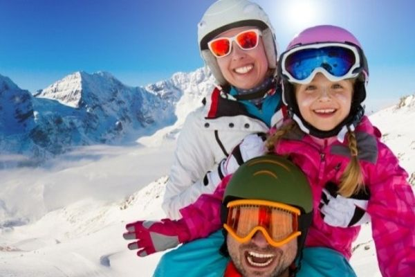 Family Ski Camp Austria